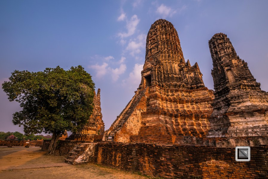 Ayutthaya - Wat Chai Watthanaram-8