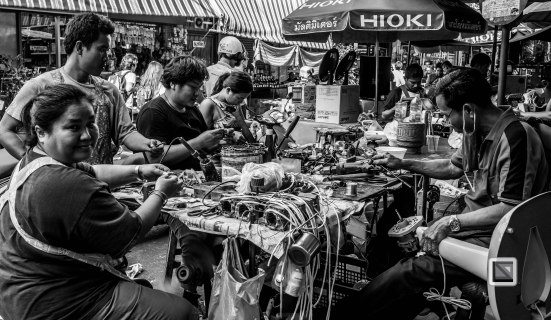 Bangkok Black and White-52