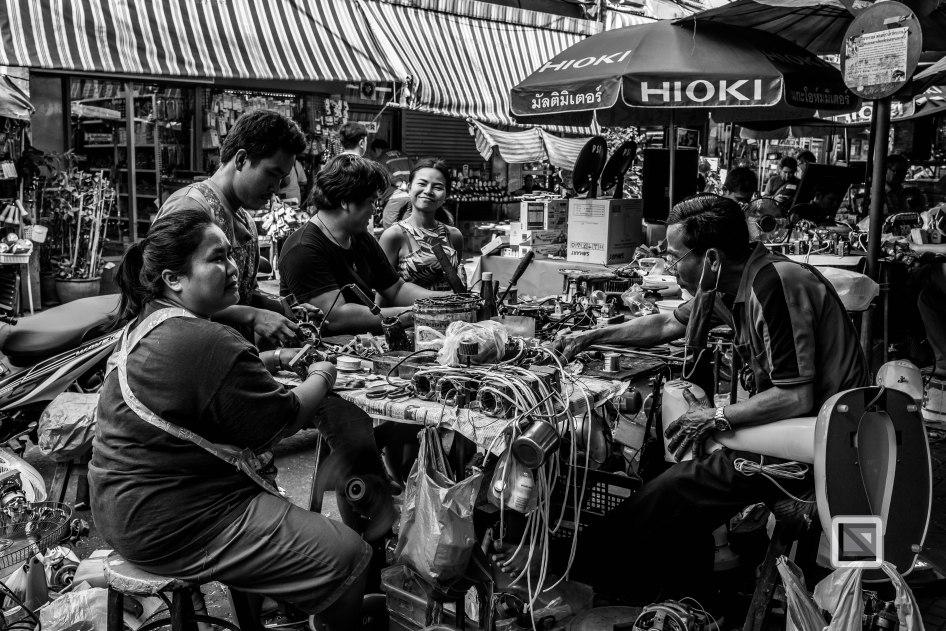 Bangkok Black and White-53