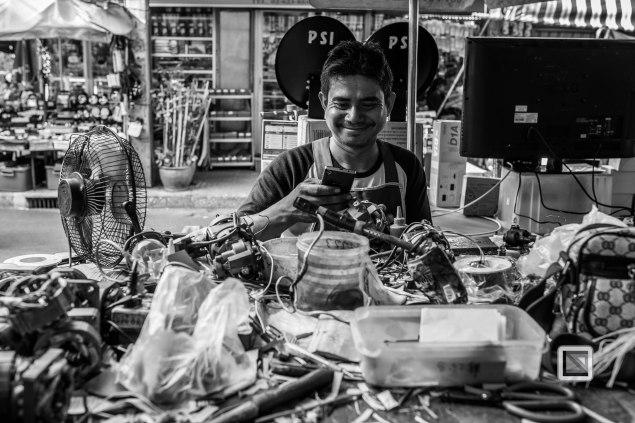 Bangkok Black and White-55