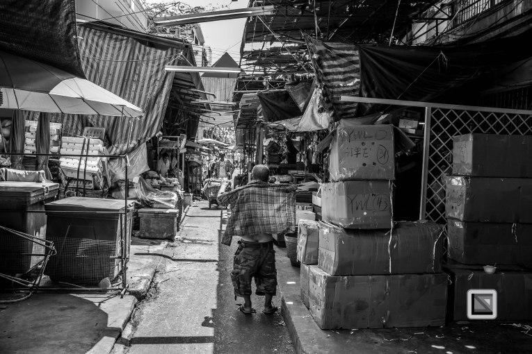 Bangkok Black and White-6