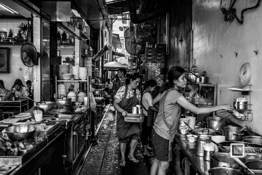 Bangkok Black and White-67