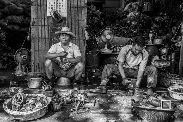 Bangkok Black and White-83