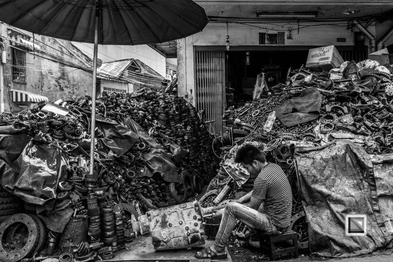 Bangkok Black and White-84