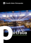 Portfolio light art