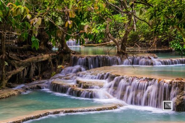 Kuang Si Waterfall-12