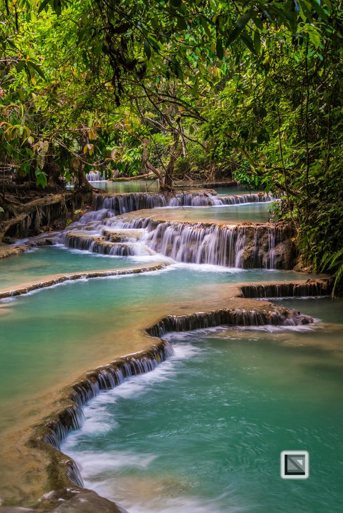 Kuang Si Waterfall-13