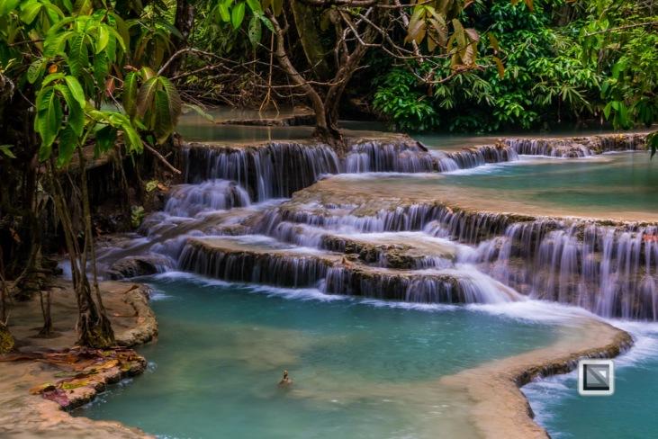 Kuang Si Waterfall-15