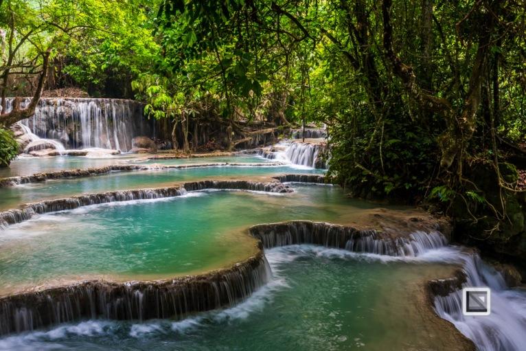 Kuang Si Waterfall-35