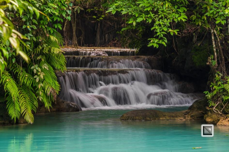 Kuang Si Waterfall-36