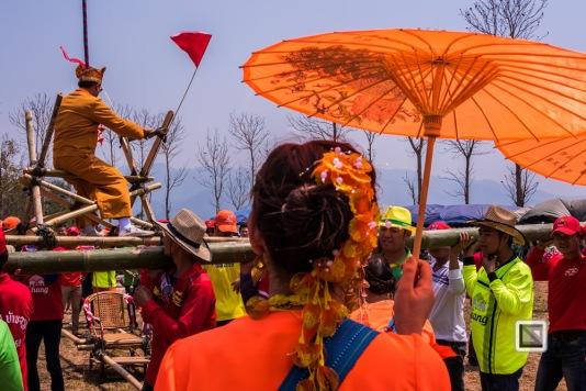 Muang Sing - Boun Bang Fai-122