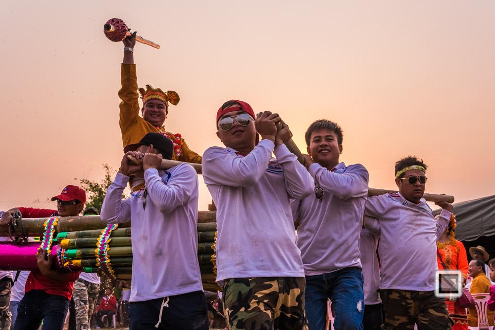 Muang Sing - Boun Bang Fai-155
