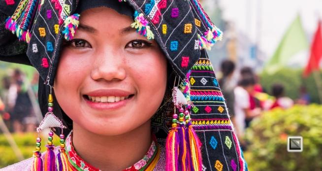 faces of asia -Luang Prabang Pi Mai-63