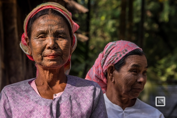 faces of asia -Mrauk U und Lay Mro River-135