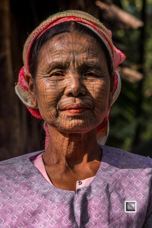 faces of asia -Mrauk U und Lay Mro River-137