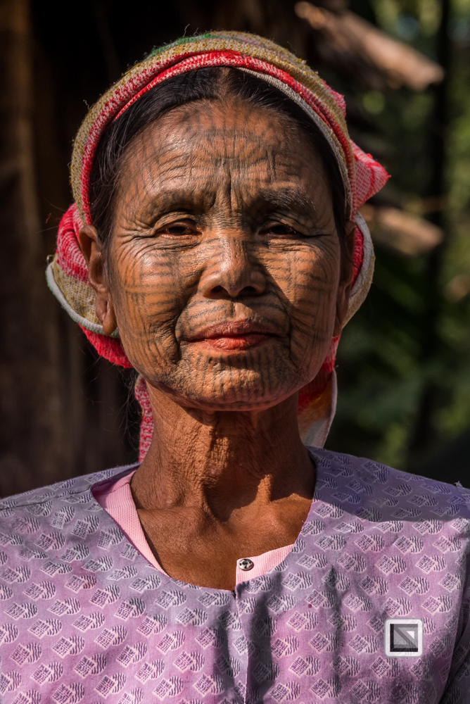 faces of asia -Mrauk U und Lay Mro River-137
