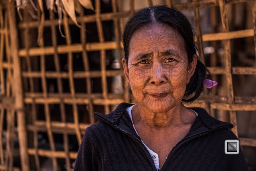 faces of asia -Mrauk U und Lay Mro River-218