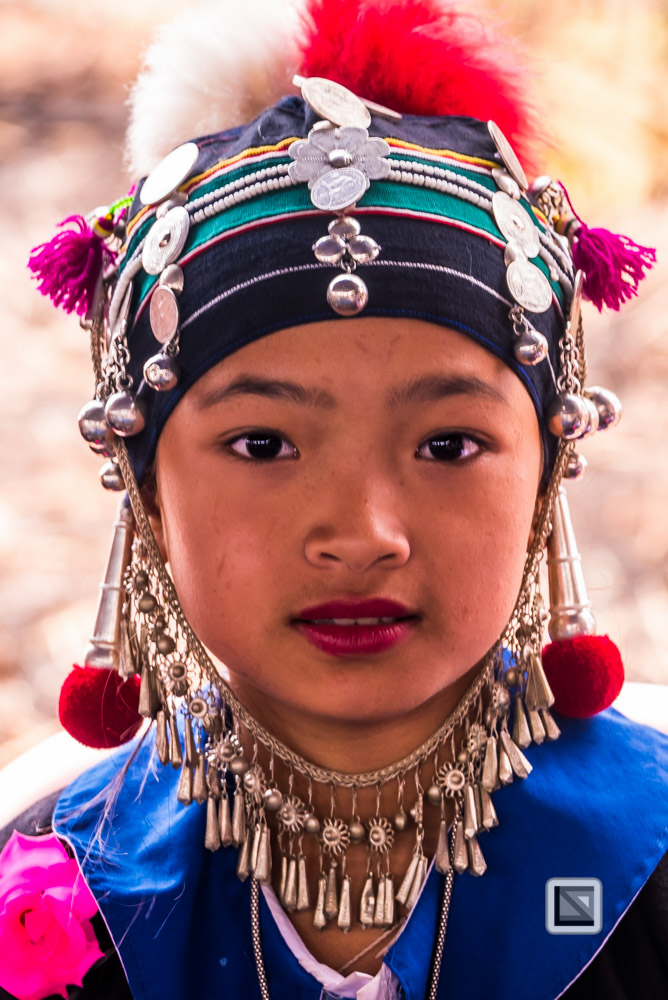 faces of asia -Muang Sing - Boun Bang Fai-51