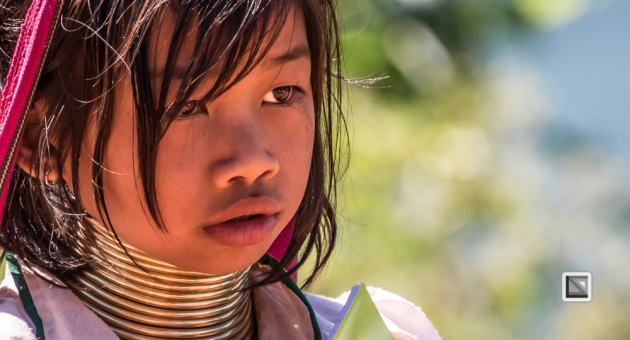faces of asia -Padaung color portraits-24