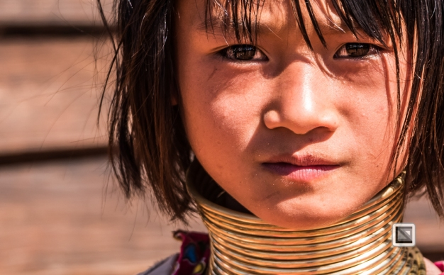 faces of asia -Padaung color portraits-27