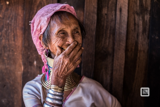 faces of asia -Padaung color portraits-52