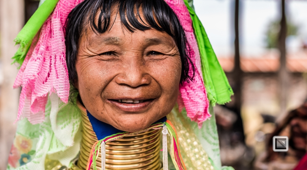 faces of asia -Padaung color portraits-94