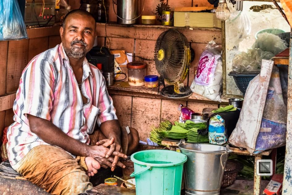 faces of asia -Varanasi