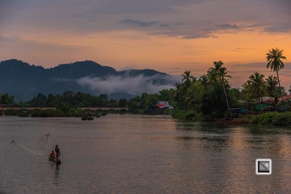 Lao 4000 Islands - Don Khon-45