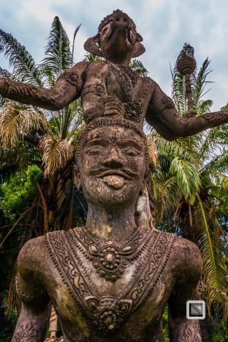 Vientiane Buddha Park-10