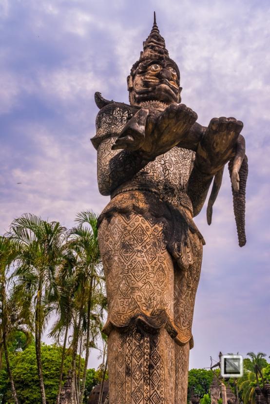 Vientiane Buddha Park-11