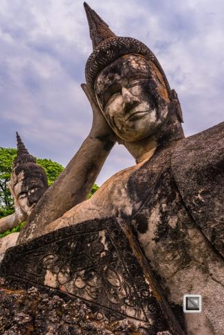 Vientiane Buddha Park-13