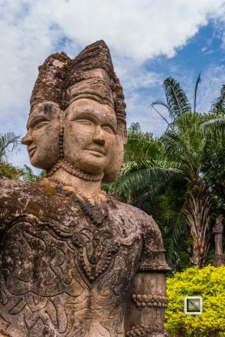 Vientiane Buddha Park-15