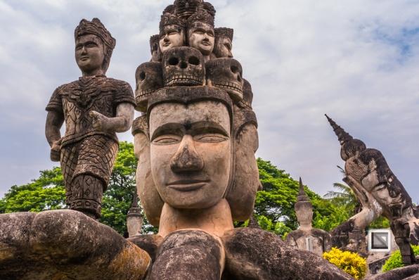 Vientiane Buddha Park-16