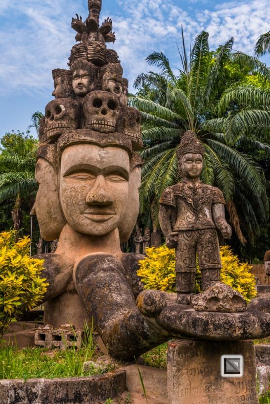 Vientiane Buddha Park-18