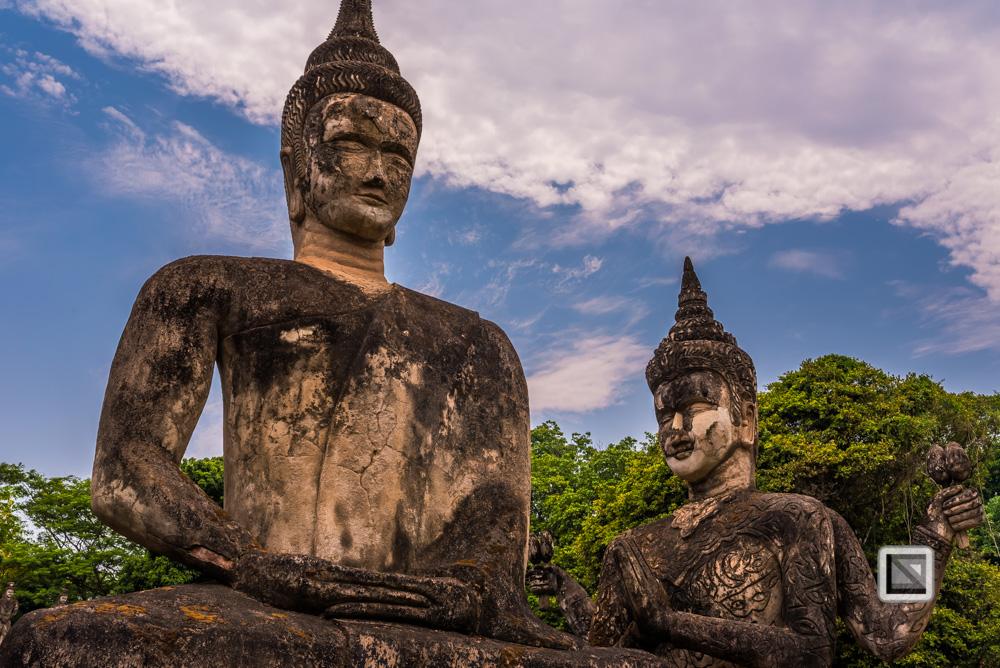 Vientiane Buddha Park-20