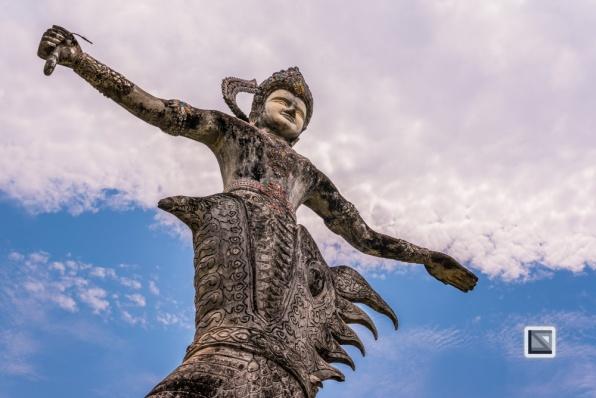 Vientiane Buddha Park-22
