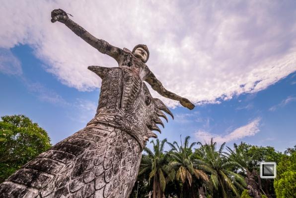 Vientiane Buddha Park-24