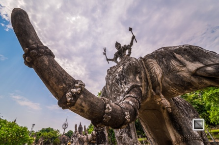 Vientiane Buddha Park-26