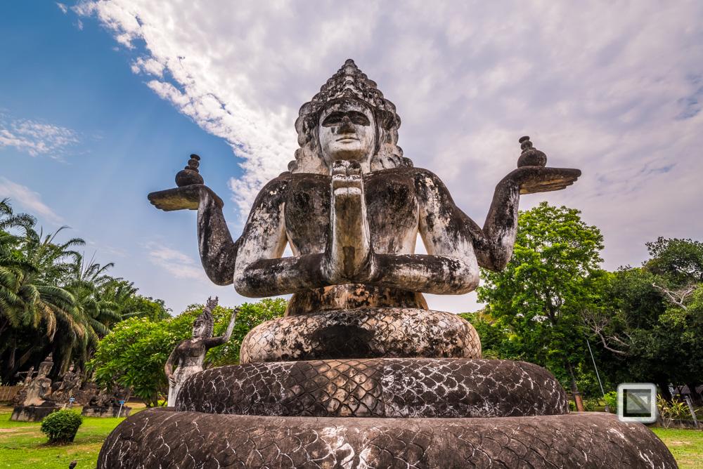 Vientiane Buddha Park-27
