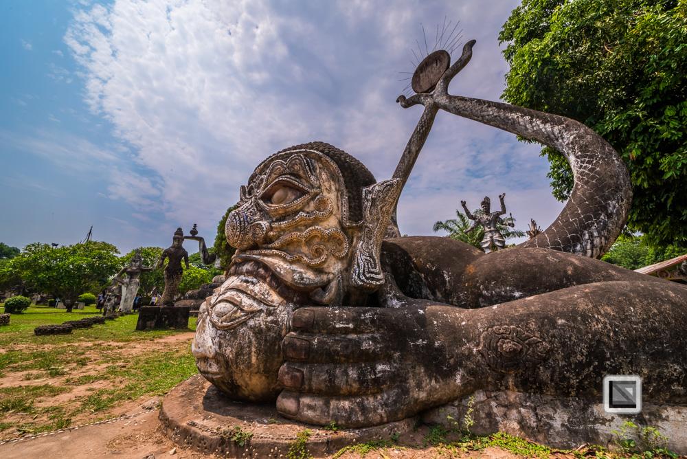 Vientiane Buddha Park-34