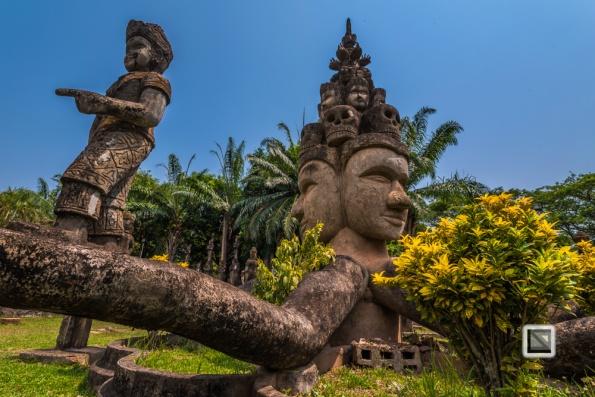 Vientiane Buddha Park-38