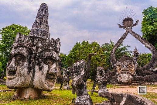 Vientiane Buddha Park-7
