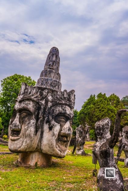 Vientiane Buddha Park-8