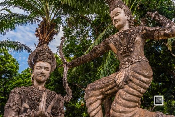 Vientiane Buddha Park-9