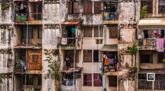 Phnom Penh White Building_-27