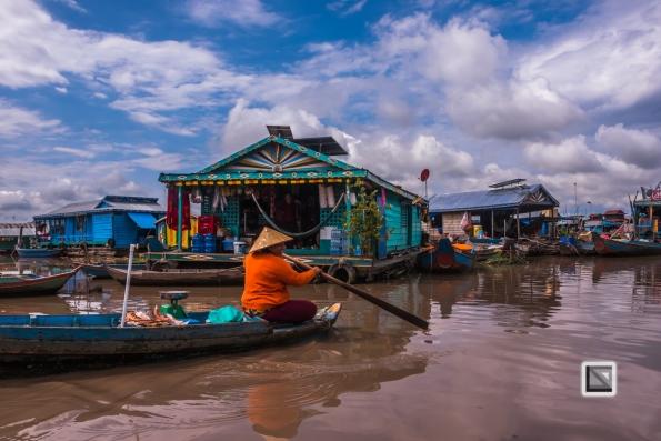Tonle Sap - Kompong Luong-101