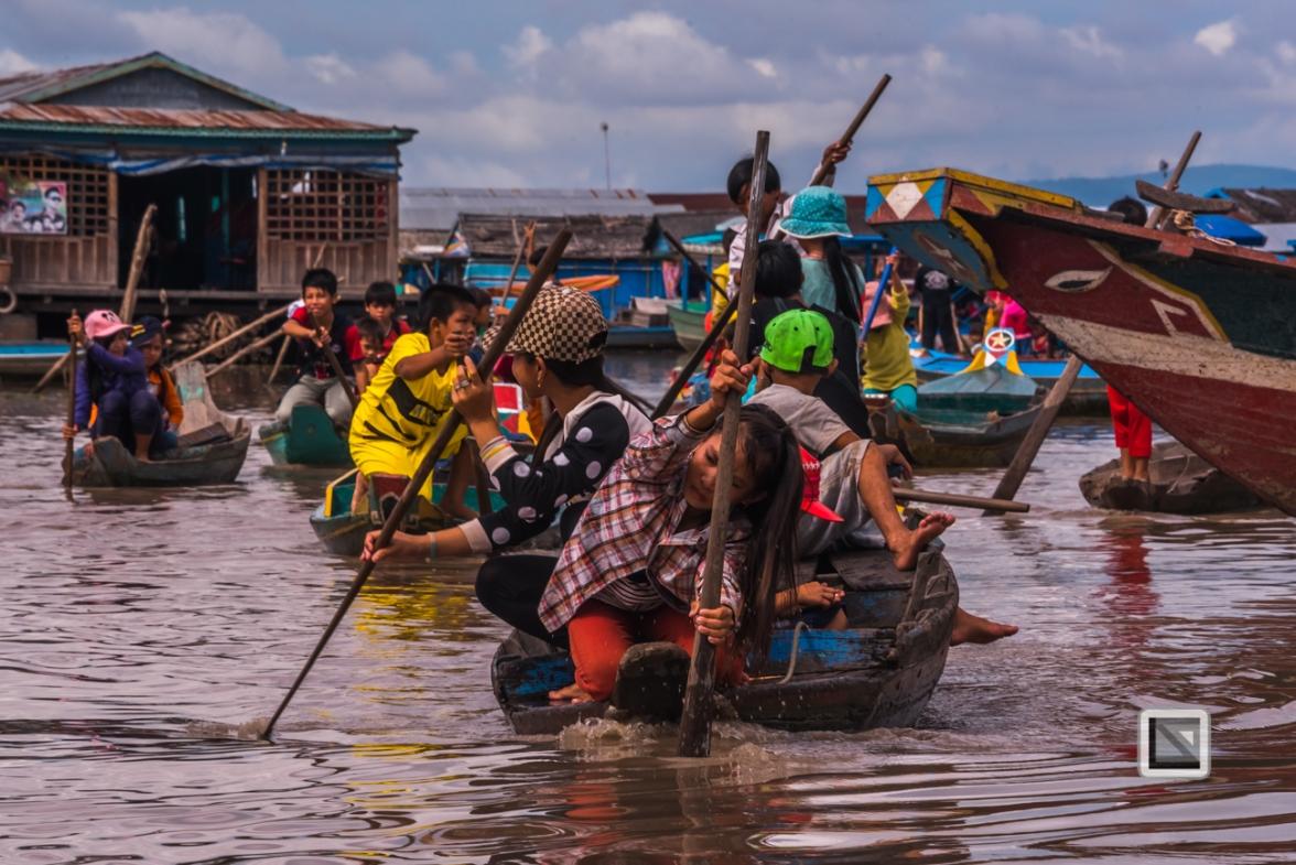 Tonle Sap - Kompong Luong-108