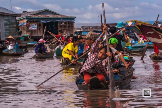 Tonle Sap - Kompong Luong-109