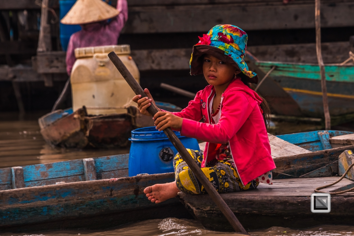 Tonle Sap - Kompong Luong-123