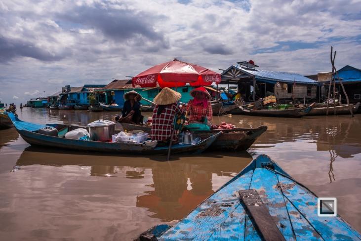 Tonle Sap - Kompong Luong-136